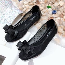 giày bup bê nơ lưoi giá sỉ, giá bán buôn
