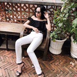 quần kaki trắng giá sỉ