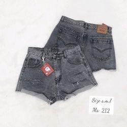 Short jean nữ ms 212 giá sỉ