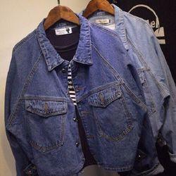 áo khoác jean ms006 giá sỉ