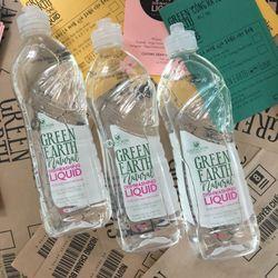 NƯỚC RỬA CHÉN THIÊN NHIÊN ORGANIC - HƯƠNG CHANH BƯỞI chai 400 gram giá sỉ