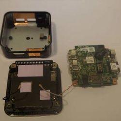 Máy tính bỏ túi MINI PC ECS LIVA Q 4G/32G RAM 4GB BỘ NHỚ 32GB Hãng phân phối chính thức giá sỉ, giá bán buôn