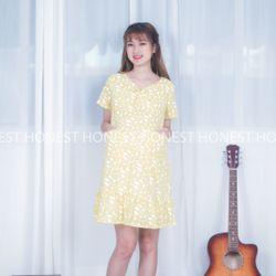 Đầm bầu thời trang công sở