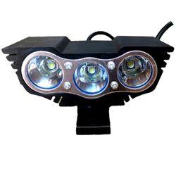Đèn pha led trợ sáng mắt cú X3 gắn ô tô mô tô xe máy giá sỉ