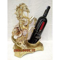 Kệ Rượu Ngựa Đôi MS17 giá sỉ