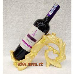 Kệ Rượu Vòng Hoa Trái Tim MS20 giá sỉ