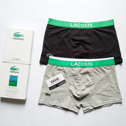 Quần lót - quần BOXER nam - L-A-C-O-S-T-E giá sỉ, giá bán buôn