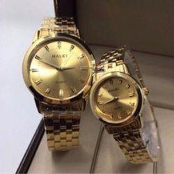 đồng hồ cặp đủ màu giá sỉ