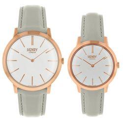 Đồng hồ đôi HL40-S-0290 – HL34-S-0220 ICONIC giá sỉ