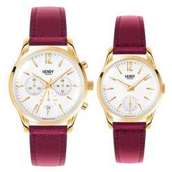 Đồng hồ đôi HL39-CS-0070 – HL30-US-0060 HOLBORN giá sỉ