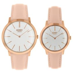 Đồng hồ đôi HL40-S-0288 – HL34-S-0222 ICONIC giá sỉ