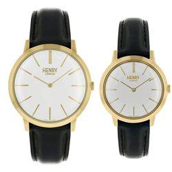 Đồng hồ đôi HL40-S-0238 – HL34-S-0214 ICONIC giá sỉ