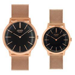 Đồng hồ đôi HL40-M-0254 – HL34-M-0234 ICONIC giá sỉ