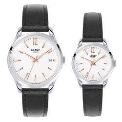 Đồng hồ đôi HL39-S-0005 – HL25-S-0113 HIGHGATE giá sỉ