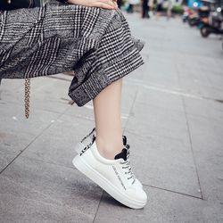 Giày thể thao nữ - 1712 - giày sneaker nữ giá sỉ