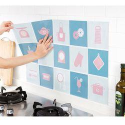 Giấy dán bếp cách nhiệt chống dầu mỡ giá sỉ