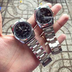 Đồng hồ kim loại nam giá sỉ