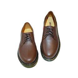 giày dr nam da bò