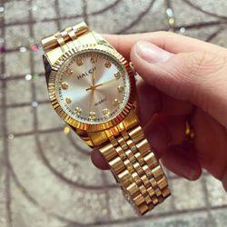Đồng hồ kim loại xi cặp giá sỉ