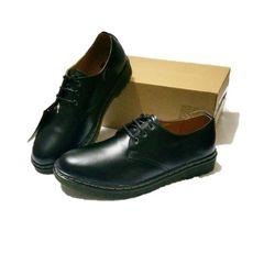 giày đế cao nam da bò