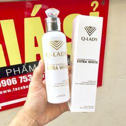 Sữa tắm trắng Q-Lady chuẩn giá sỉ