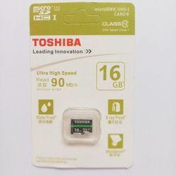 Thẻ nhớ 16Gb Toshiba 90Mb/s - Xanh giá sỉ
