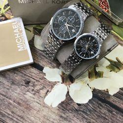 Đồng hồ cặp kim loại M110 giá sỉ