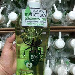 Sữa Tắm Cathy Choo Serum Body Bath hương táo Thái Lan