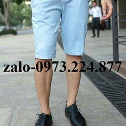 quần shorts kaki nam giá sỉ