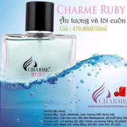 nước Hoa Nam Charme Ruby giá sỉ
