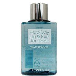 Tẩy trang mắt môi Herbday LipEye Remover Waterproof giá sỉ