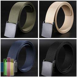 Thắt lưng vải Nylon khóa nhựa OPPTL - 4 màu giá sỉ