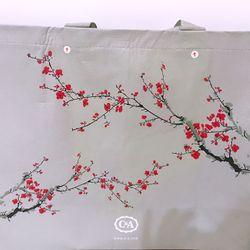 Túi tự hủy sinh học túi vải không dệt túi xốp giá sỉ