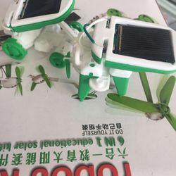 bộ lắp ghép sử dụng năng lượng mặt trời 6 in 1 giá sỉ