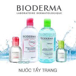 Tẩy trang Bioderma 500ml giá sỉ