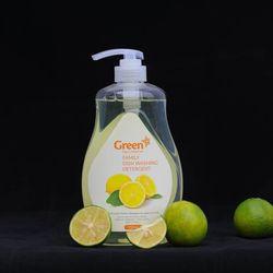 Nước rửa chén đĩa Green Hàn Quốc giá sỉ