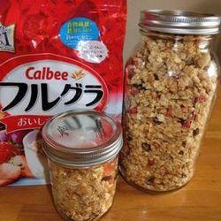 Ngũ cốc thập cẩm Calbee - Nội địa Nhật bản giá sỉ
