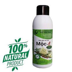 Nước lau sàn tinh dầu MỘC-S chai 1000ml sát khuẩn và xua đuổi côn trùng an toàn cho trẻ nhỏ giá sỉ