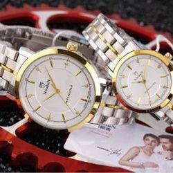 Đồng hồ nam nữ Nuodun giá sỉ