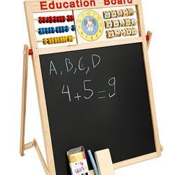 Bảng Từ 2 mặt Education Board Bộ Chữ số Cho Bé giá sỉ