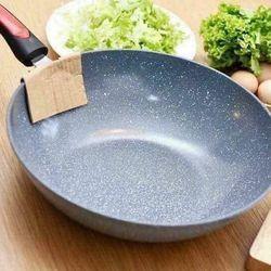 chảo vân đá dùng được bếp từ giá sỉ