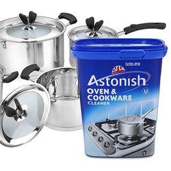 KEM VỆ SINH NỒI INOX BẾP GA ASTONISH Oven Cookware Cleaner C3105 giá sỉ