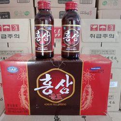 Nước Hồng Sâm Hàn Quốc giá sỉ