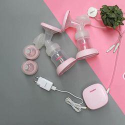 Máy hút sữa điện đôi rozabi compact giá sỉ