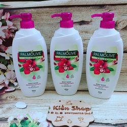Sữa Tắm Palmolive 600ml Tinh Chất Hoa Phong Lan