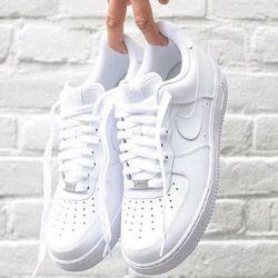 Giày Nikle trắng