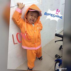 Áo mưa đồ bộ cho bé từ 0-5 tuổi giá sỉ