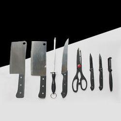 Bộ dao 8 chi tiết giá sỉ