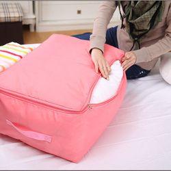 Túi đựng Chăn Màn Quần Áo Chống Thấm Loại Lớn xanh rêu hồng tím xanh đen nâu giá sỉ