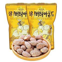 Hạnh nhân sấy mật ong Hàn Quốc 250g giá sỉ
